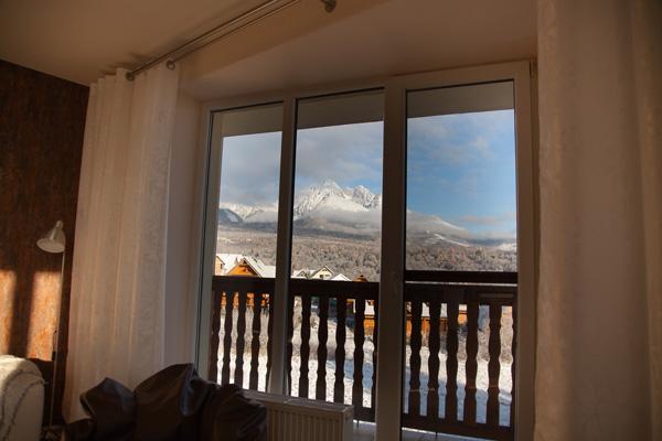 apartman babie leto balkon